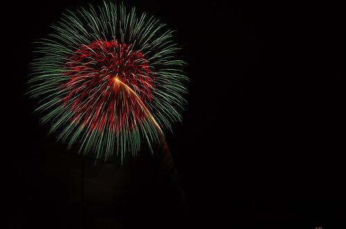 Suwako-Lake Fireworks Festival 2016 18