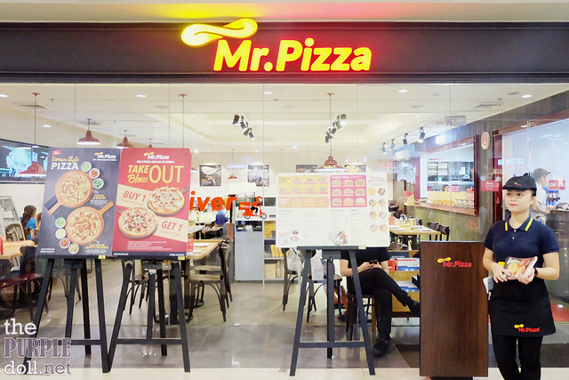 Mr Pizza Philippines