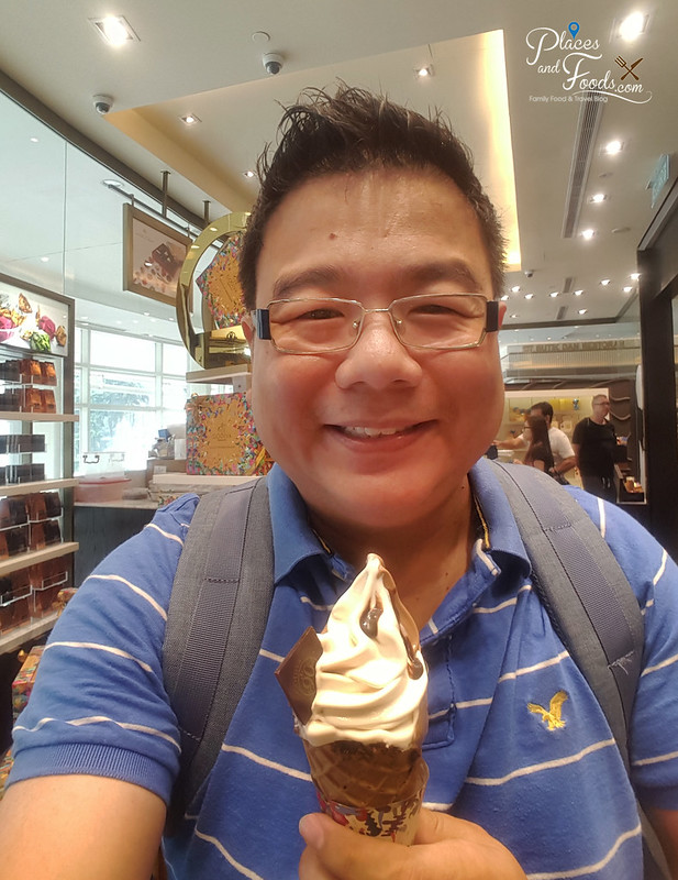 godiva klcc soft serve placesandfoods