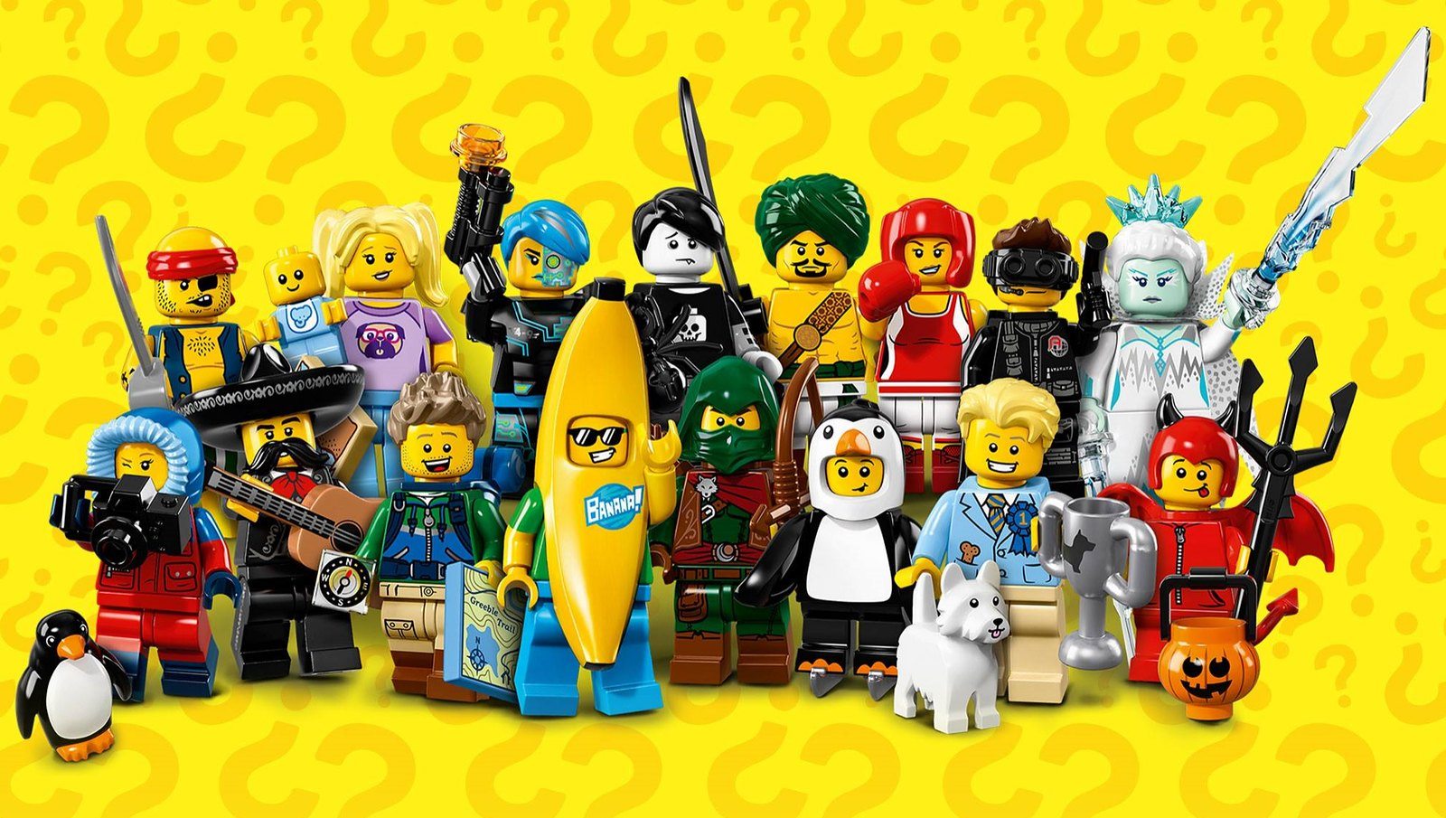 LEGO Collectible Minifigures 71013 - Series 16