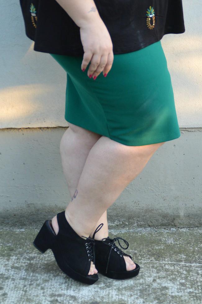 Outfit nero e verde (9)
