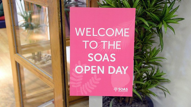 Undergraduate Open Day