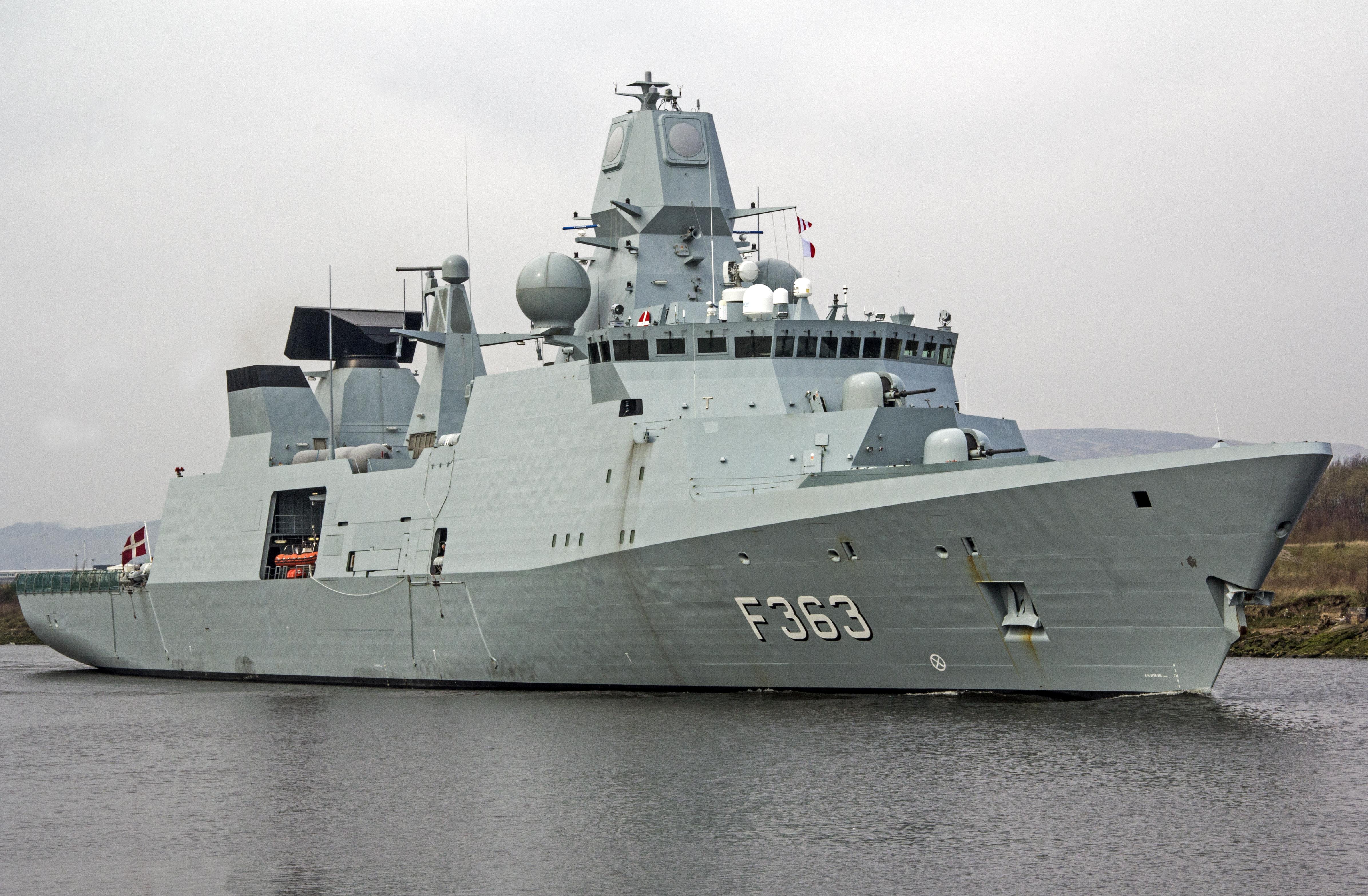 Danish Navy - Marine Danoise - Page 2 16483089173_fd3e6c0375_o