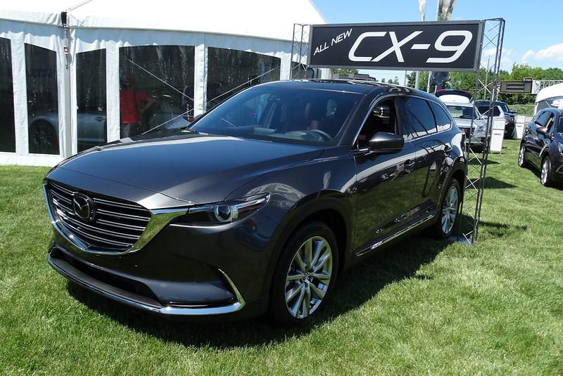 2017 Mazda CX-9 Crossover