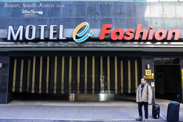 2014 South Korea - Busan Motel Fashion 01