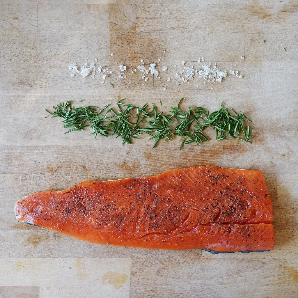 Salmon - Food Alert, July 2016