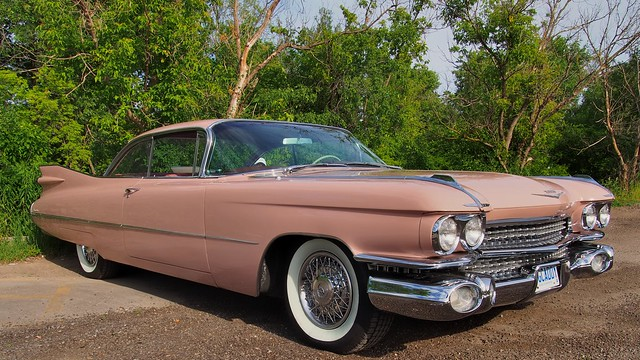 1959 Cadillac Coupe de Ville - Norval, Halton Hills, Ontario