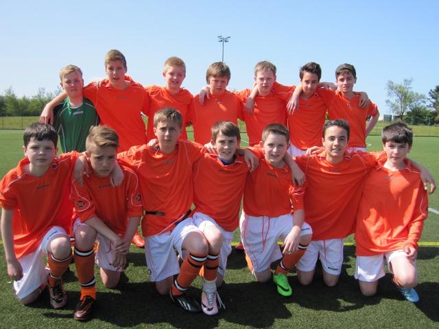 S1-3 Football team