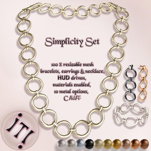 !IT! - Simplicity Set Image