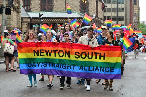 Newton South Gay/Straight Alliance