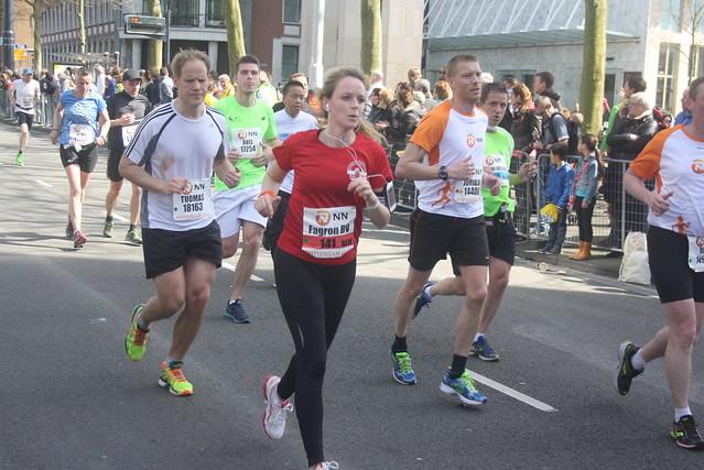Rotterdam Marathon 2015