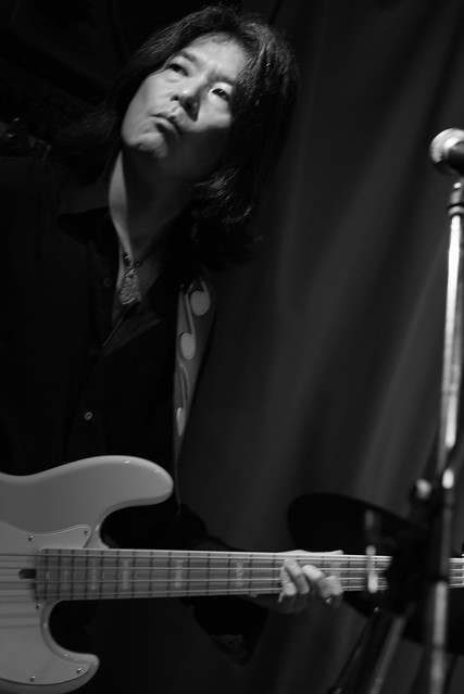 T.G.I.F. blues session at Terraplane, Tokyo, 08 Jul 2016 -00177