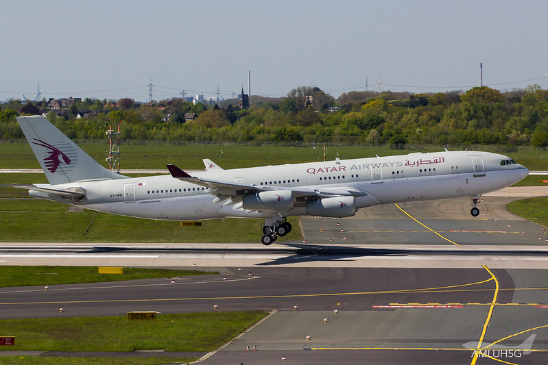 Qatar Amiri Flight - A342 - A7-HHK (1)