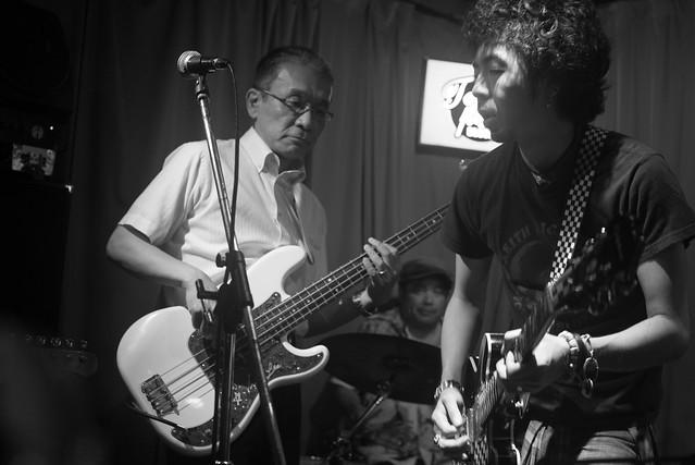 T.G.I.F. blues session at Terraplane, Tokyo, 08 Jul 2016 -00126