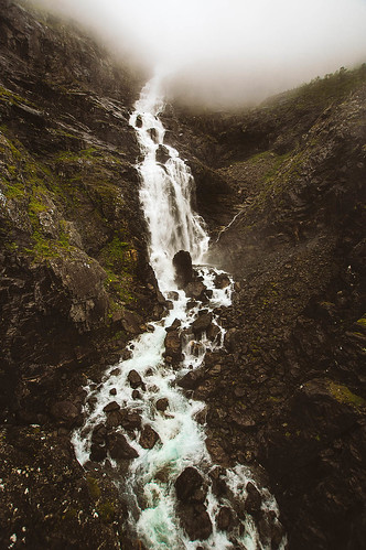 Waterfall, Trollstigen