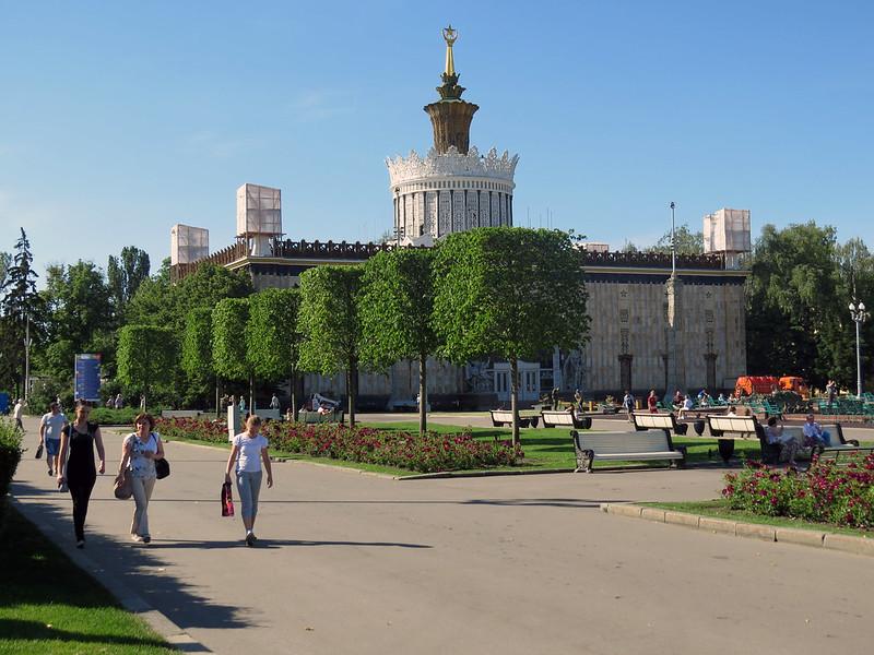 Павильон № 58 «Земледелие» («Украина»)