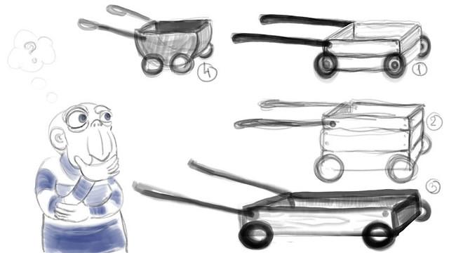 pick a cart