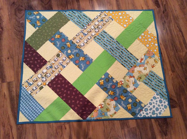 Cathy's Betty Quilt