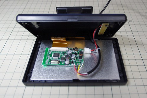 4.3inch TFT-LCD Monitor