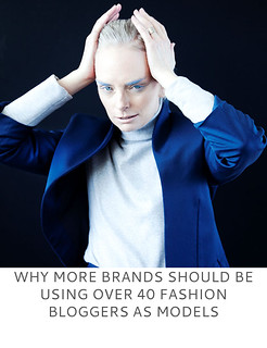 Why More Brands Should Be Using Over 40 Fashion Bloggers As Models - Not Dressed As Lamb
