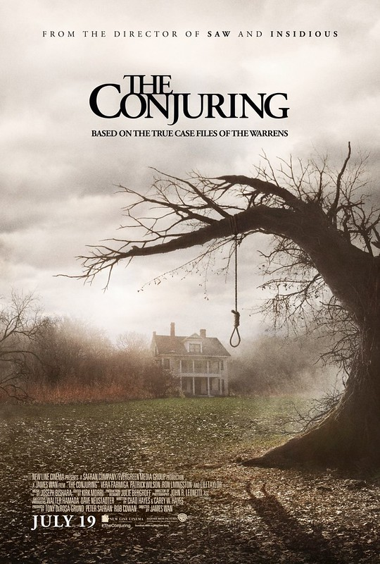 The Conjuring - Poster 2