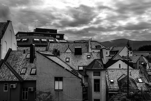 Ålesund, Black and White
