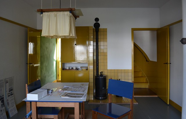 Kiefhoek museumwoning 1
