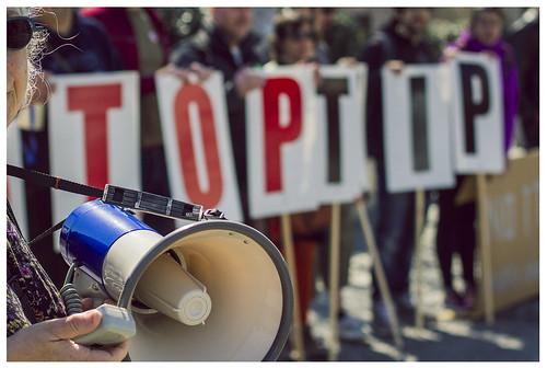Stop TTIP Bristol