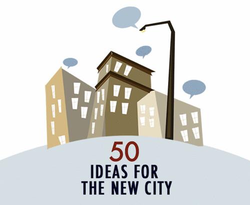 Позич ідеї у Нью-Йорка. Чого не вистачає українським містам?