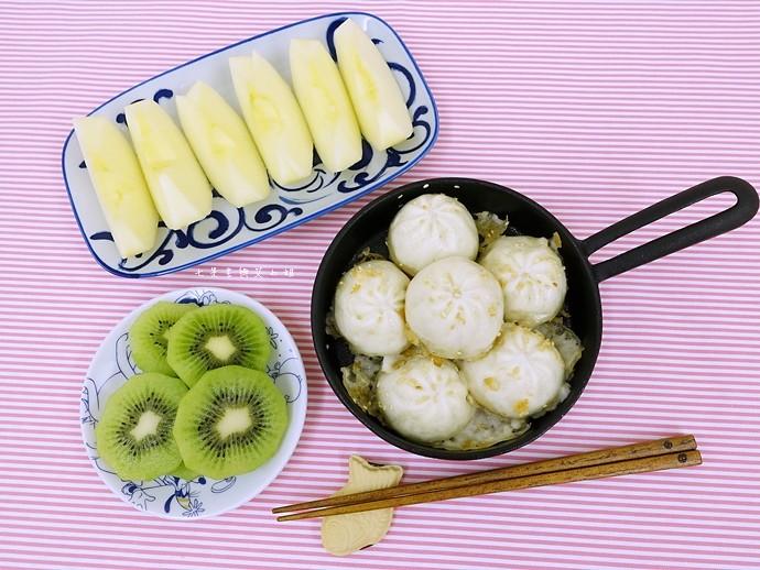 8 超商美食 獨饗生煎包