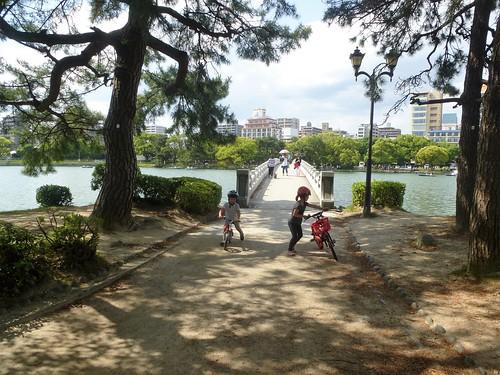 Jp16-Fukuoka-Lac-Parc Ohori (11)