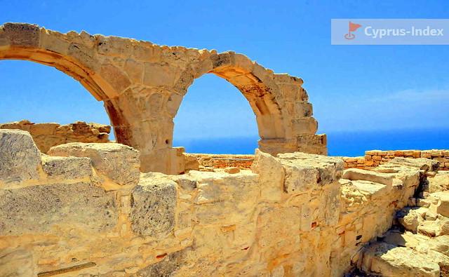 Лимассол Фото - Археологический парк Курион. Кипр