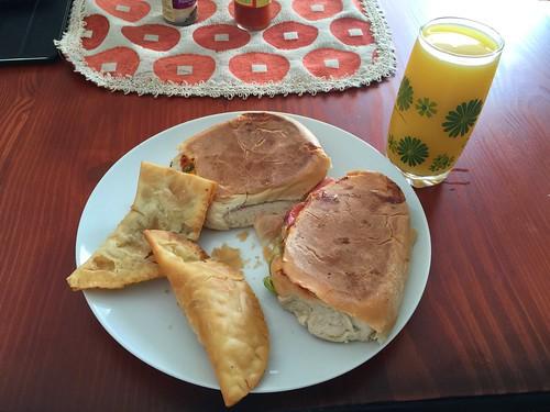 Dominican Sandwiches