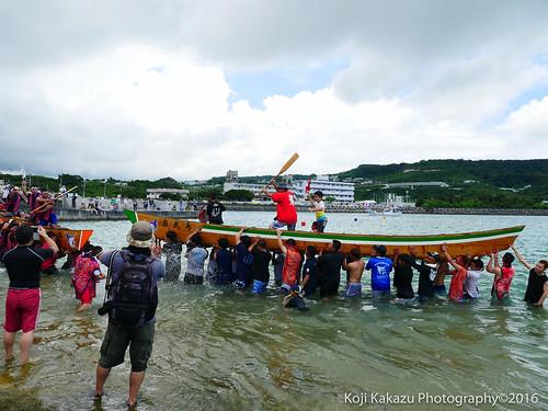 奥武島ハーリー(奥武島海神祭)2016-188