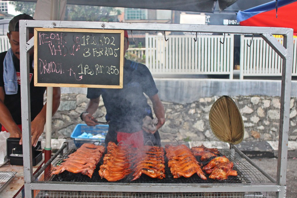 Ramadhan Bazaar: Barbeque Chicken Wings