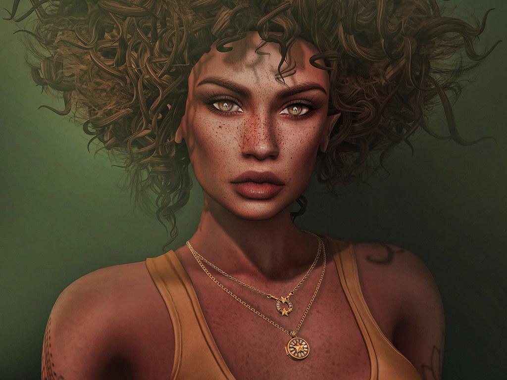 Catwa Cindy Mesh Head