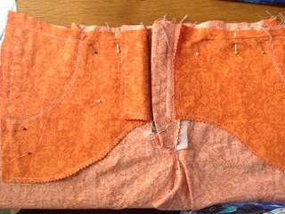 proef broek practice trousers