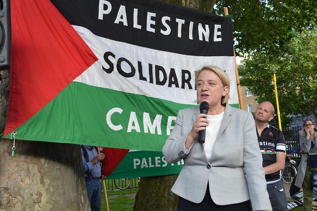 Natalie Bennett, The Green Party