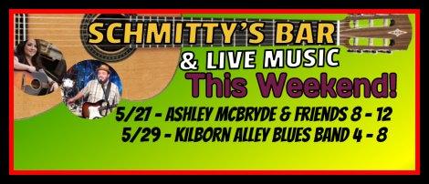 Schmitty's Bar 5-27-16