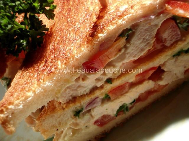 Club Sandwich à la Dinde © Ana Luthi Tous droits réservés 004