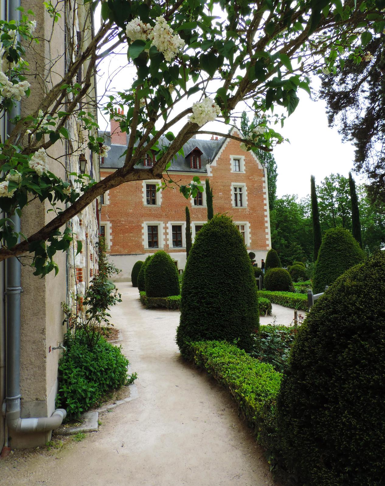 Château du Clos Lucé, Loire Valley, France