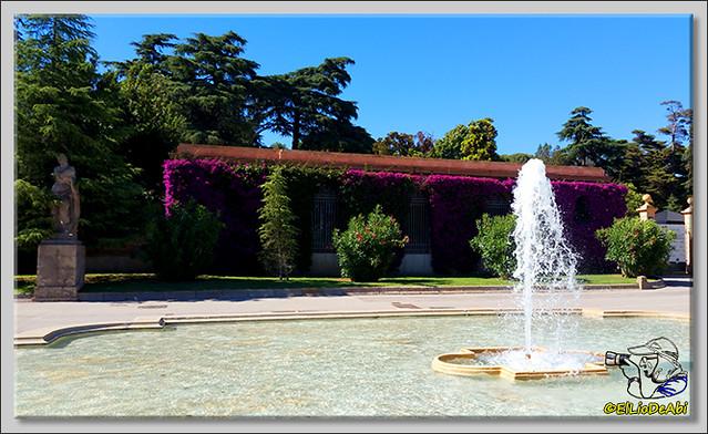 Jardines de Pedralbes. Barcelona (1)