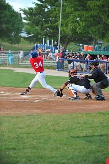 June 10, 2016 | Game 1 vs. Falmouth