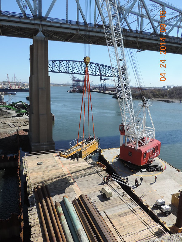 Goethals Bridge Replacement Project - May 2014