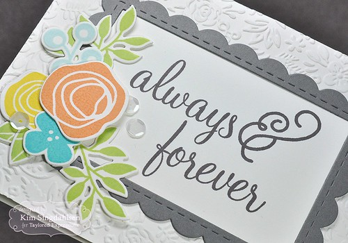 TE Garden Party Wedding CloseUp
