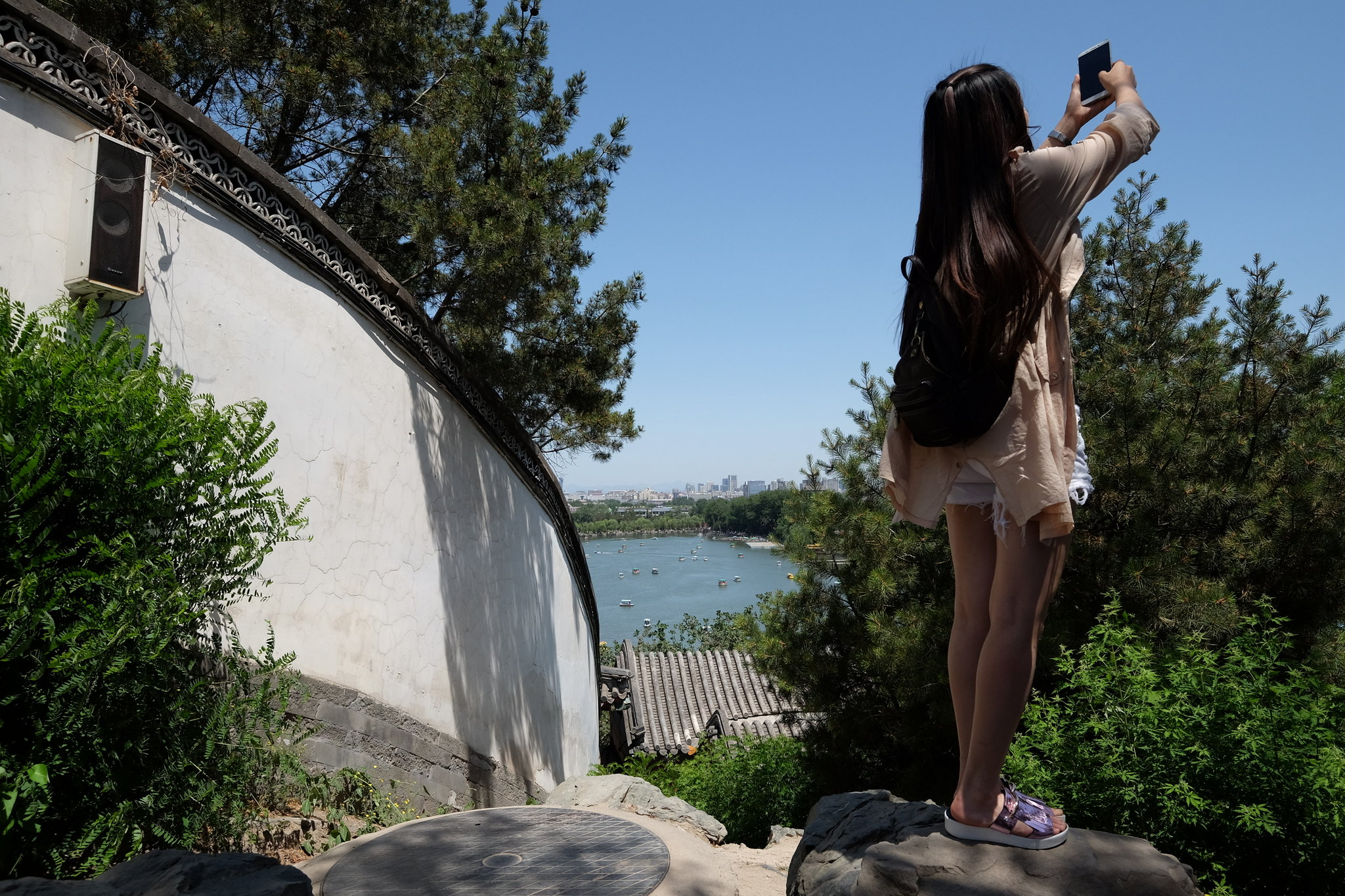 Bai Ta Selfie