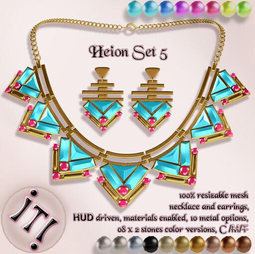 !IT! - Heion Set 5 Image