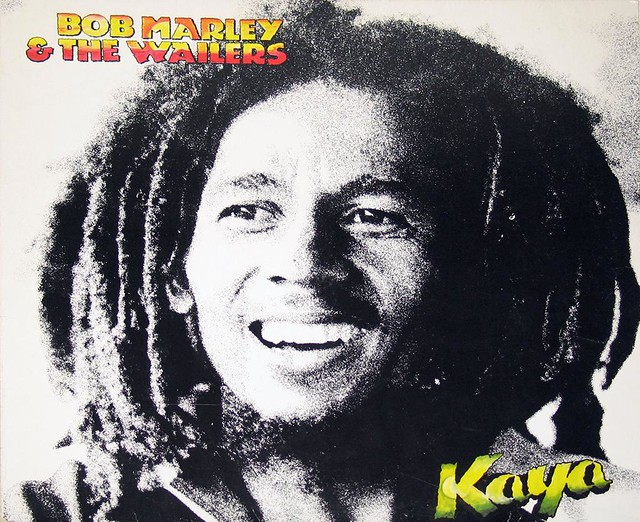 "BOB MARLEY THE WAILERS KAYA SWISS PRESSING 12"" LP"
