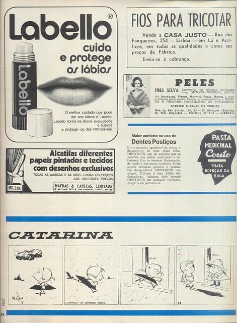 Modas e Bordados, No. 3223, 14 Novembro 1973 - 30