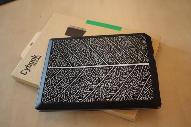 Couverture solaire intégrée Leaf Solar Cover - Bookeen